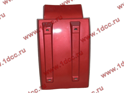Брызговик передней оси правый H3 красный HOWO (ХОВО) WG1642230104 фото 1 Нальчик