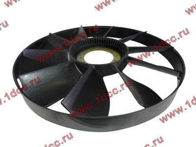Вентилятор радиатора на гидромуфту d-640 H HOWO (ХОВО) VG2600060446 фото 1 Нальчик