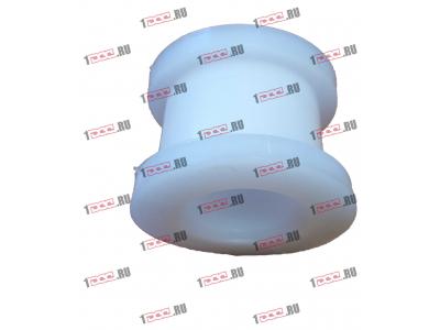 Втулка фторопластовая (передняя, кабина AZ1642430263) H2/H3 HOWO (ХОВО) AZ1642430261 фото 1 Нальчик