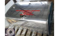 Бак топливный 400 литров алюминиевый F для самосвалов фото Нальчик