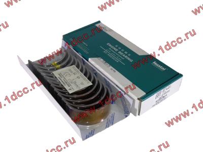 Вкладыши шатунные ремонтные +0,25 (12шт) H2/H3 HOWO (ХОВО) VG1560030034/33 фото 1 Нальчик