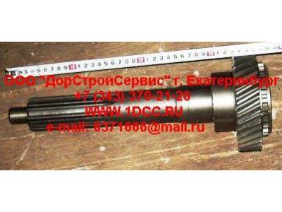 Вал первичный КПП ZF 5S-150GP d-50 H2/H3 КПП (Коробки переключения передач) 2159302060 фото 1 Нальчик