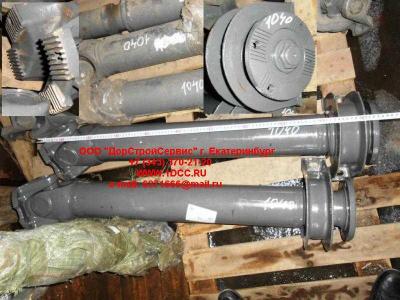Вал карданный основной с подвесным L-1040,d-180, 4 отв H2/H3 HOWO (ХОВО) AZ9112311040 фото 1 Нальчик