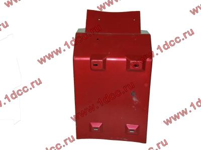 Брызговик передней оси левый H2 красный HOWO (ХОВО) WG1642230003 фото 1 Нальчик