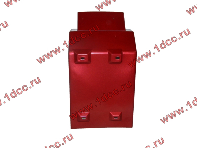 Брызговик передней оси правый H2 красный HOWO (ХОВО) WG1642230004 фото 1 Нальчик