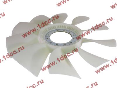 Вентилятор радиатора (на гидромуфту) без кольца d-590 H HOWO (ХОВО) 61500060131 фото 1 Нальчик