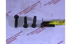Болт M 8х40 крепления форсунки WD615E3 фото Нальчик