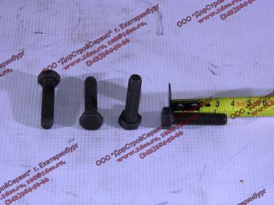 Болт M 8х40 крепления форсунки WD615E3 HOWO (ХОВО) Q150B0835TF фото 1 Нальчик