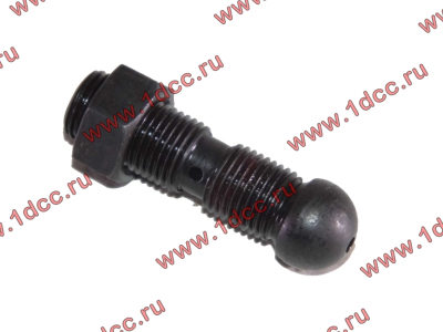 Болт регулировочный клапана с гайкой H2/H3 HOWO (ХОВО) VG14050010 фото 1 Нальчик