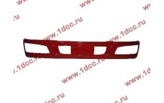 Бампер F красный пластиковый для самосвалов фото Нальчик