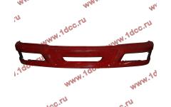 Бампер FN2 красный самосвал для самосвалов фото Нальчик