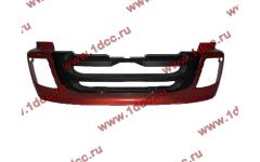Бампер FN3 красный тягач для самосвалов фото Нальчик