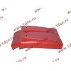 Брызговик передней оси правый H3 красный HOWO (ХОВО) WG1642230104 фото 3 Нальчик