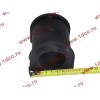 Втулка резиновая для заднего стабилизатора H2/H3 HOWO (ХОВО) 199100680067 фото 4 Нальчик