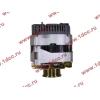 Генератор 28V/55A WD615 (JFZ255-024) H3 HOWO (ХОВО) VG1560090012 фото 3 Нальчик