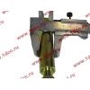 Болт крепления переднего стабилизатора с гайкой H2/H3 HOWO (ХОВО) 199100680069 фото 3 Нальчик